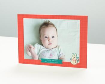 Carte de vœux particulier - Sourire de la Vie - 1
