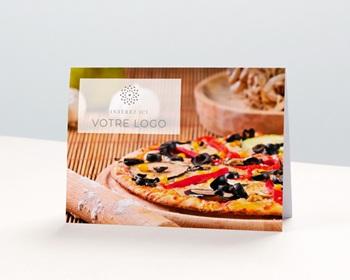 Calendrier entreprise 2022 Pizza