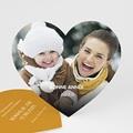 Carte de vœux particulier - Voeux d'amour