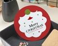 Carte de vœux particulier - Barbe de Noel