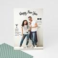 Carte de vœux particulier - Voeux de famille