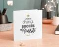 Carte de voeux entreprise - Best Wishes
