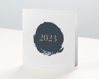 Carte de Voeux Professionnelle 2021 Inspirante