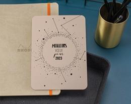 Carte de Voeux Entreprise Constellation gratuit