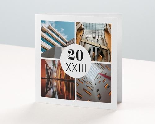 Carte de Voeux Entreprise Cabinet d'architecte