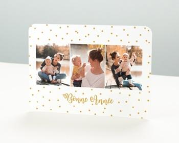 Carte de vœux particulier - Bon Bout d'An - 0