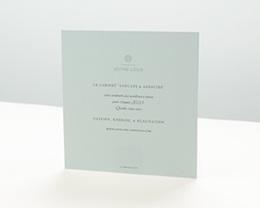 Carte de Voeux Entreprise Architectes pas cher