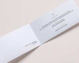 Carte de Voeux Entreprise Oeuvrons pour un monde plus vert pas cher