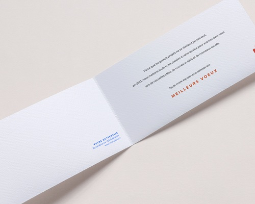 Carte de Voeux Entreprise Corporate, Bâtiment, Isométrique pas cher
