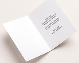 Carte de Voeux Entreprise Sapin Moderne pas cher