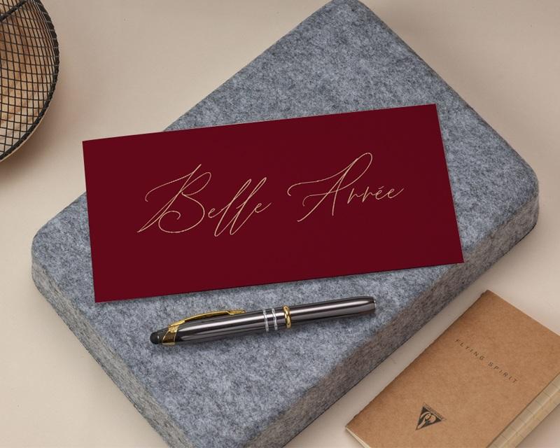 Carte de Voeux Entreprise Vins et champagnes gratuit