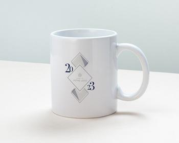 Objet Publicitaire Personnalisé Losanges graphiques, Logo