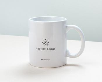 Objet Publicitaire Personnalisé 100% Création, 100% blanc