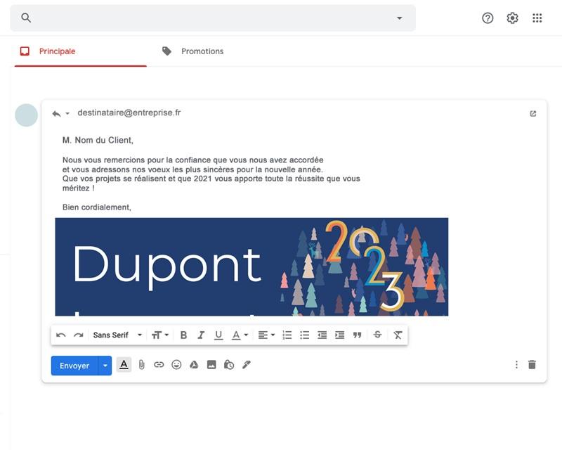 Carte Virtuelle Réseaux Sociaux Sapins Colorés, Rennes Bleus, Post Réseaux Sociaux gratuit