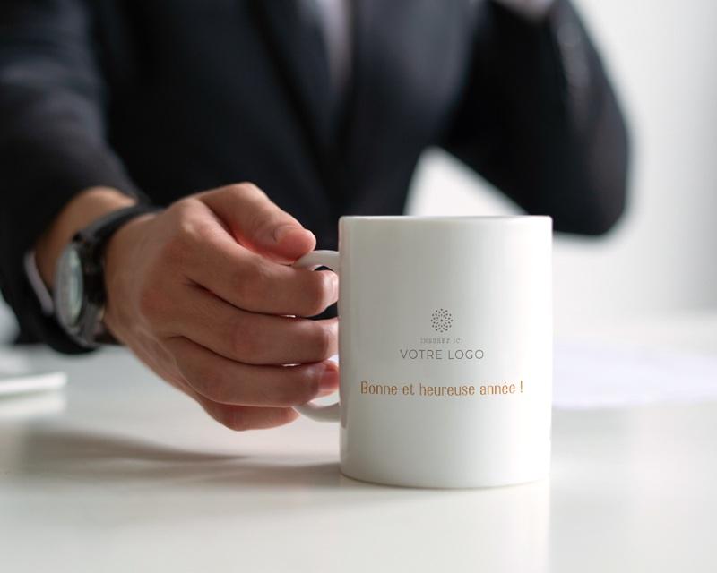 Objet Publicitaire Personnalisé Puzzle immobilier, Bonne Année gratuit