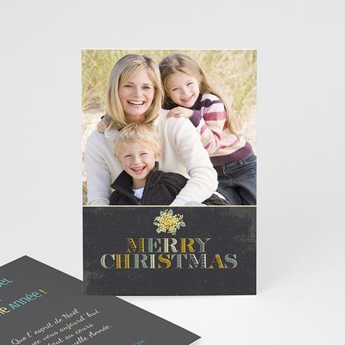 Carte de vœux particulier - Meilleurs souhaits