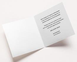 Carte de Voeux Entreprise Sapin en couleurs pas cher