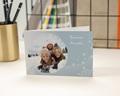 Carte de vœux particulier - Bonne année