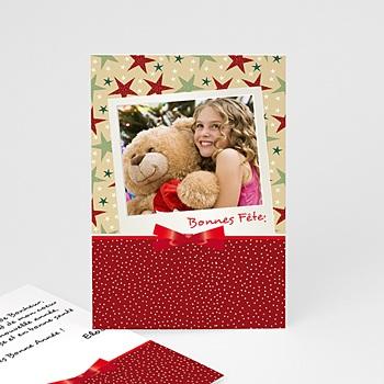 Carte de vœux particulier - Voeux Joyeux - 1