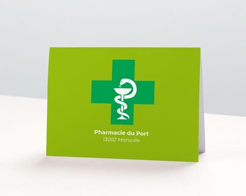 Calendrier entreprise Pharmacie