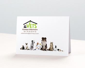 Calendrier entreprise 2022 Vétérinaire