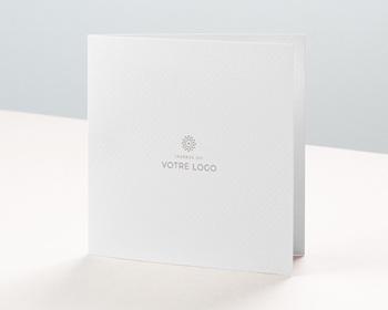 Carte de Voeux Entreprise par Finition personnalisable