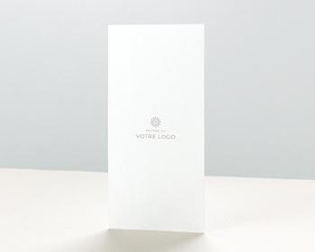 Carte de Voeux entreprise 2022 Voeux 100% création